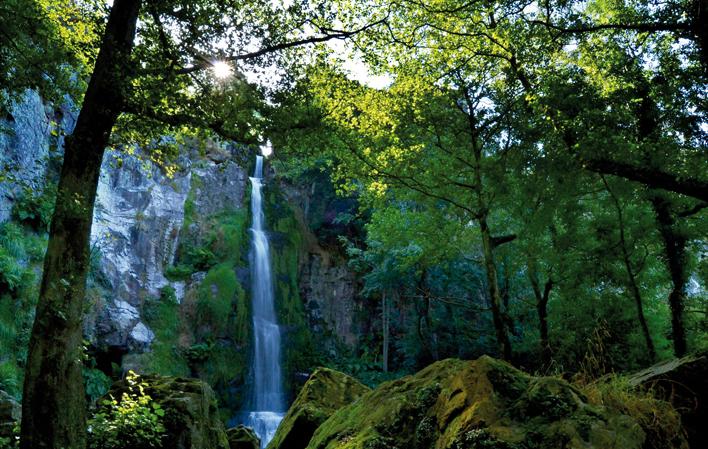 Cascada Oneta Villayon