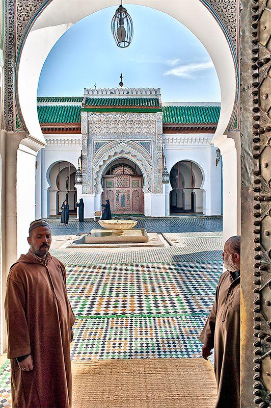 imprescindiblesfez-mezquitaalkaraouine1